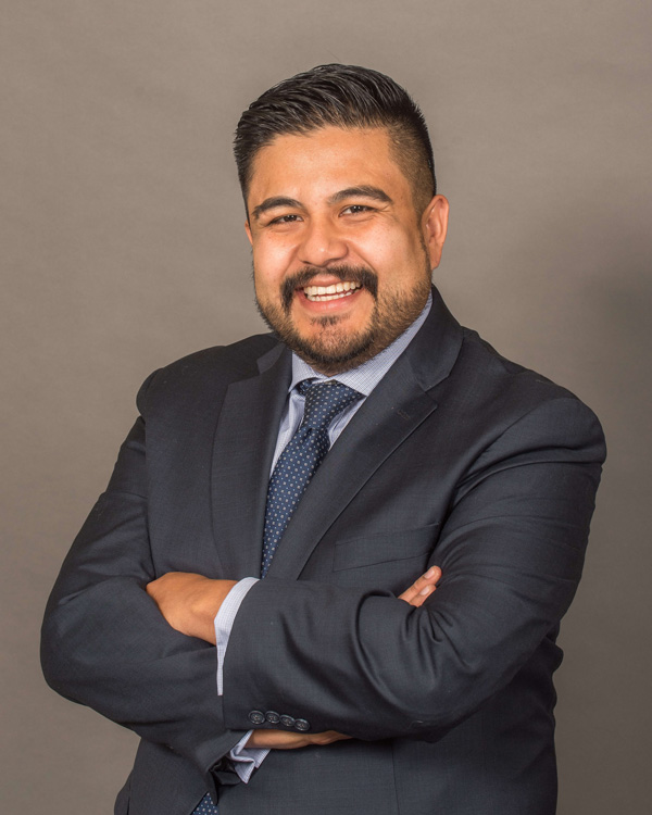 Smiling Image of Attorney Baldemar Lopez